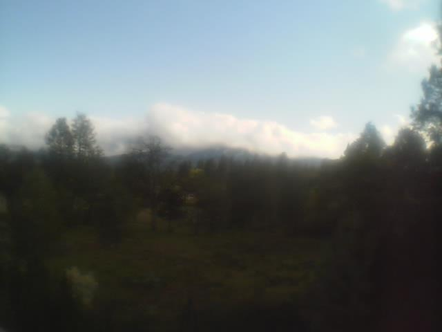CasselCam view of Burney Mountain